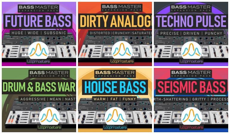 Bass Masterのエキスパンション