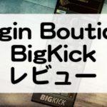BigKickレビュー