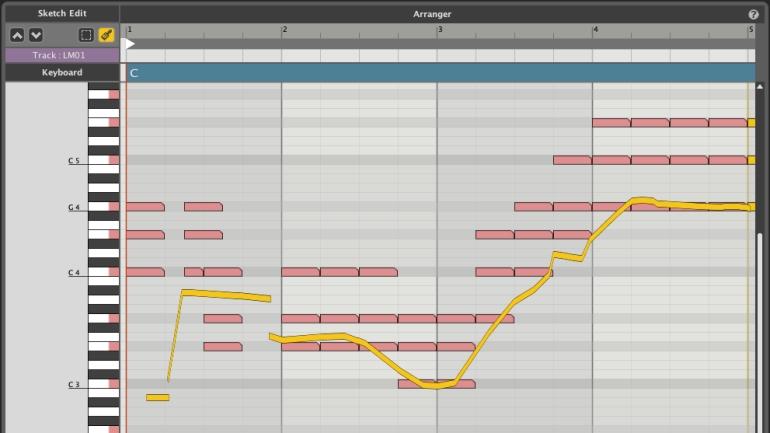 Liquid_MusicのSketch