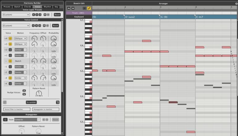 Liquid_MusicのVoice