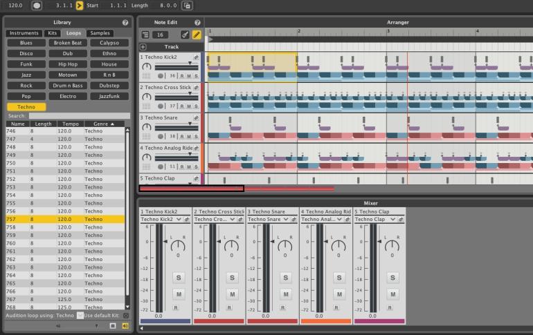 Liquid_Rhythmのプリセット