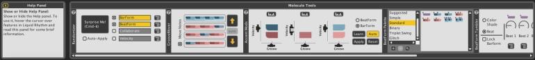 Liquid_RhythmのMTパネル