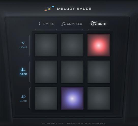 MelodySauceのPad