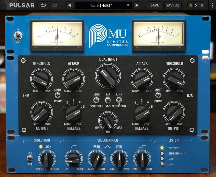 PulsarAudioMuの使い方