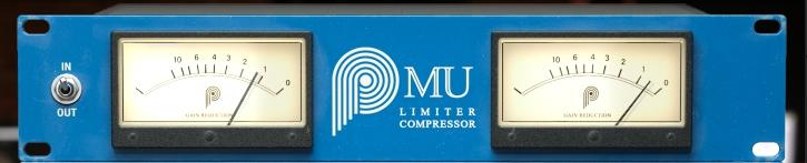 PulsarAudioMuのClassicメーター