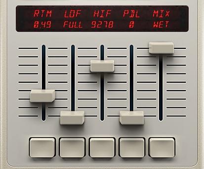 RelabLX480Essentialsのパラメーター