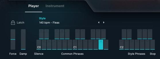UjamIron2のPlayerモード