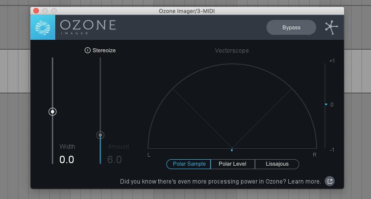 Ozone Imager