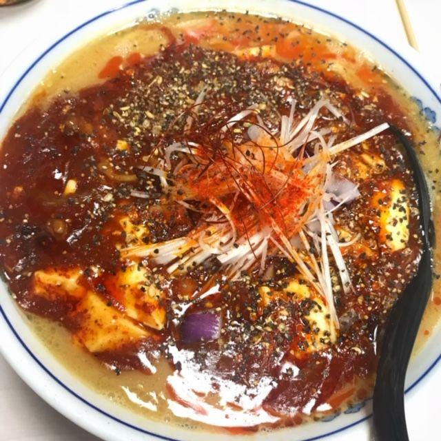激辛味噌麻婆麺赤龍王Lv3